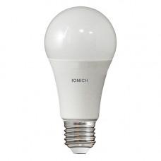 Лампа светодиодная A60-11Вт-990Лм-220В-4000К-E27 IONICH
