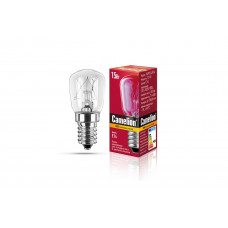 Camelion MIC 15/P/CL/E14 (Эл.лампа накал.для холодильников и шв.машин)