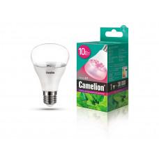 Лампа светодиодная для растений 10Вт Е27 220В Camelion LED10-PL/BIO/E27