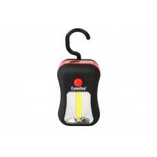 Camelion LED51520 (автомобильный фонарь, 3W COB+4 LED, 3XR03, пластик, магнит, подвес, блистер)