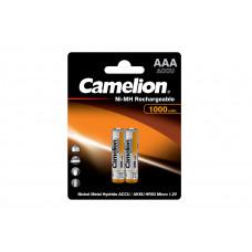 Аккумуляторная батарея Camelion R3(AAA)-1000mAh Ni-Mh BL2