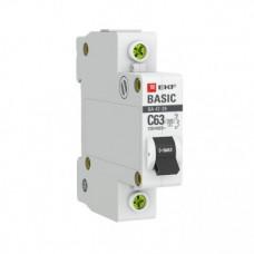 Автоматический выключатель EKF Basic ВА47-29 1P 32А 4,5кА характеристика С