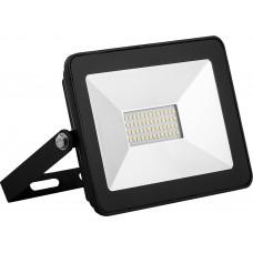 Прожектор светодиодный 30Вт 4000К 2700Лм IP65 черный SAFFIT SFL90-30