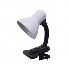 Светильник настольный GTL-021-60-220 белый на прищепке GENERAL