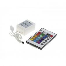 Контроллер для светодиодной ленты RGB 12В IP20 GENERAL