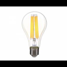 Лампа светодиодная GLDEN-A65S-20ВТ-230-E27-2700 Филамент GENERAL