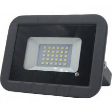 Прожектор светодиодный 30Вт 6500К 1650Лм c датчиком движения General GTAB-30-IP65-6500-S