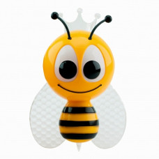 Ночник светодиодный LED NL-852 0,5W RGB (Пчёлка) (200) LEEK