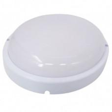 Свет-к с/д герметичный LE LED RBL 01 WH  8W (круг) (40)