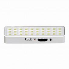 Светильник светодиодный аварийный LED LT-96130 LEEK