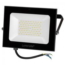 Прожектор светодиодный 100Вт 5700K 7500лм черный IP65 LuminArte