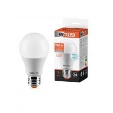 Лампа светодиодная  A60 12Вт 1150лм Е27 4000К WOLTA