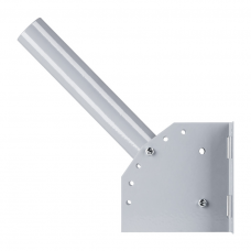 Кронштейн универсальный для консольного светильника К1Н-0-0,35-СМ 350х150х55 мм серый WOLTA