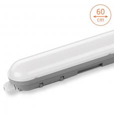 Светильник светодиодный LWP18C-01 18 Вт 6500К IP65 1440 Лм 600x66x76 WOLTA