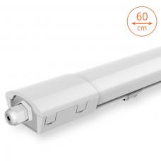Светильник светодиодный влаг/защ эконом WPL18-6.5K60-01 18 Вт 6500 К IP65 2160 лм 590x60x33 мм WOLTA