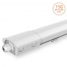 Светильник светодиодный влаг/защ эконом WPL48-6.5K150-01 48 Вт 6500 К IP65 5400 лм 1450x60x33 мм WOLTA