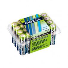 Ergolux LR6 Alkaline BP-24 (LR6 BP-24, батарейка,1.5В)