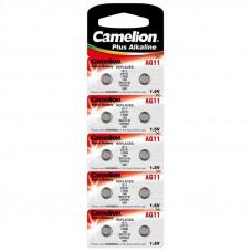 Элемент питания Camelion AG10/389A Alkaline BL10
