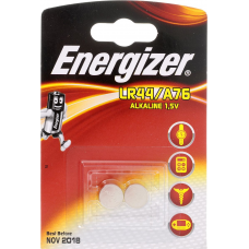 Элемент питания  ENERGIZER LR44/A76 BL2