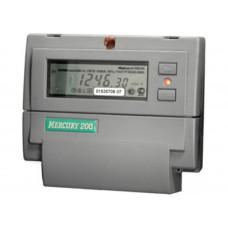 Счетчик Меркурий 200.02 5-60 А 220 В однофазный двухтарифный